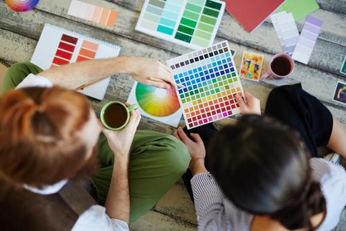 Conceptos básicos de diseño gráfico para emprendedores novatos